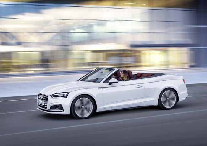 Audi A5 i S5 Cabriolet