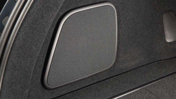 głośniki Lexusa
