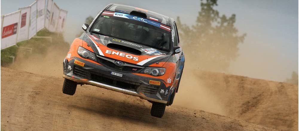 Rajd Lipawy Subaru
