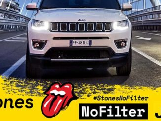 Jeep Compass Rolling Stones