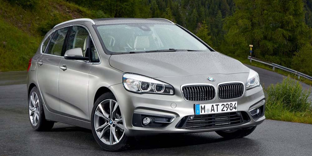 bmw series active tourer