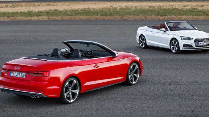 Audi A5 i S5 Cabriolet