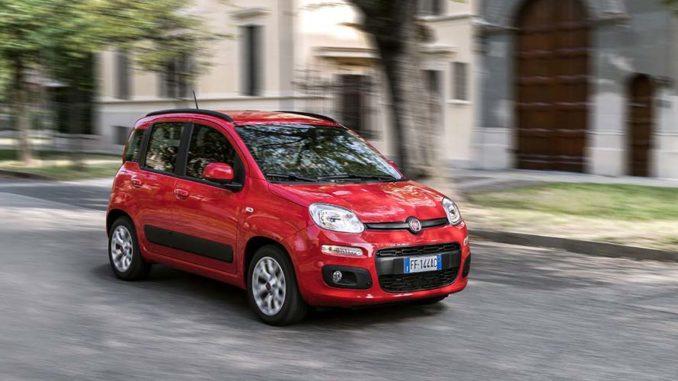 Fiat Panda MY 2017